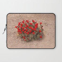 Sandia Cactus Flowers Laptop Sleeve