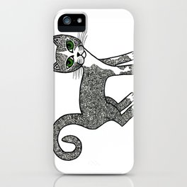 Mecheruca II iPhone Case