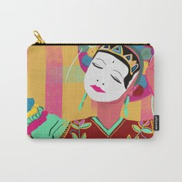 Topeng Dance Carry-All Pouch