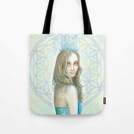 Her Invisible Crown Tote Bag
