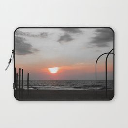 Chilly Sunrise Laptop Sleeve