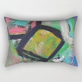 Hay Bale Rectangular Pillow