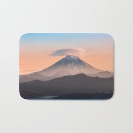 Vilyuchik volcano Bath Mat