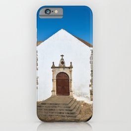 Church of Misericordia in Medieval Castle iPhone Case