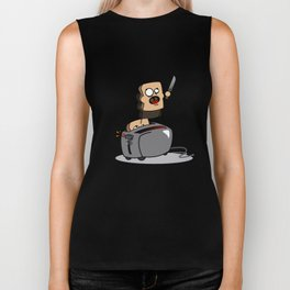 The Toasted Bread Killer Biker Tank