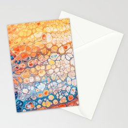 The Bright Side #abstract #digitalart Stationery Cards