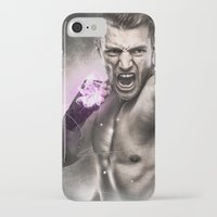 street fighter iPhone & iPod Cases featuring Street Fighter by Apothec