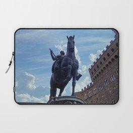 Piazza della Signoria, Florence Laptop Sleeve