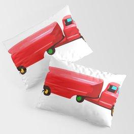 The Love Tanker Pillow Sham