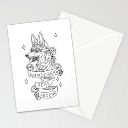 dogmeat Stationery Cards