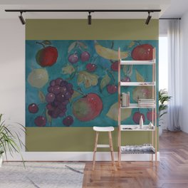 Retro Kitchen  WC20150714a Wall Mural