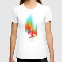 budi T-shirts featuring Space vandal by Picomodi