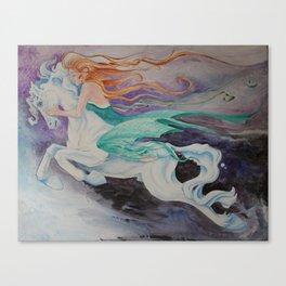 Dream Rider Canvas Print