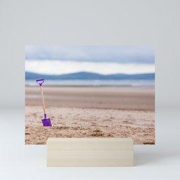 Sand Shovel Mini Art Print