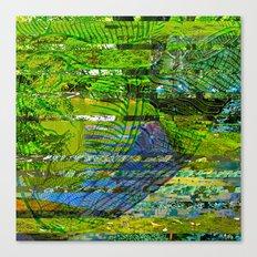 Landscape of My Heart (segment 4) Canvas Print