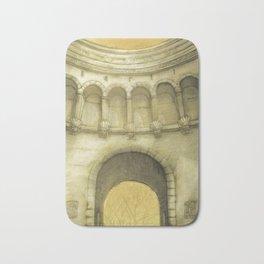 Buffalo Bridge Gold Bath Mat