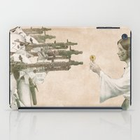 literary iPad Cases featuring Flowers for Alderaan by Eric Fan
