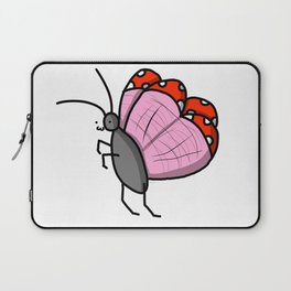 Butterfly Bby   Veronica Nagorny  Laptop Sleeve