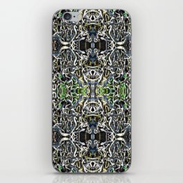 Contorted Filbert iPhone Skin