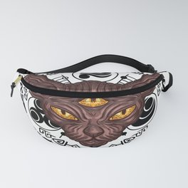 witchcraft furniture Design by diegoramonart Fanny Pack