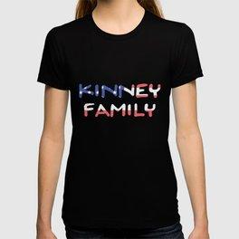 Kinney Family T-shirt
