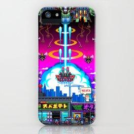 FINAL BOSS - Variant version iPhone Case