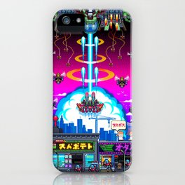 FINAL BOSS - Variant version iPhone Case