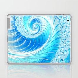 Frozen Vortex Laptop & iPad Skin