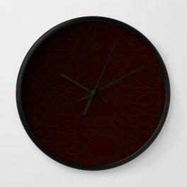 Print 2 Wall Clock