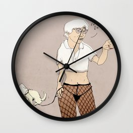 My Wife Wall Clock