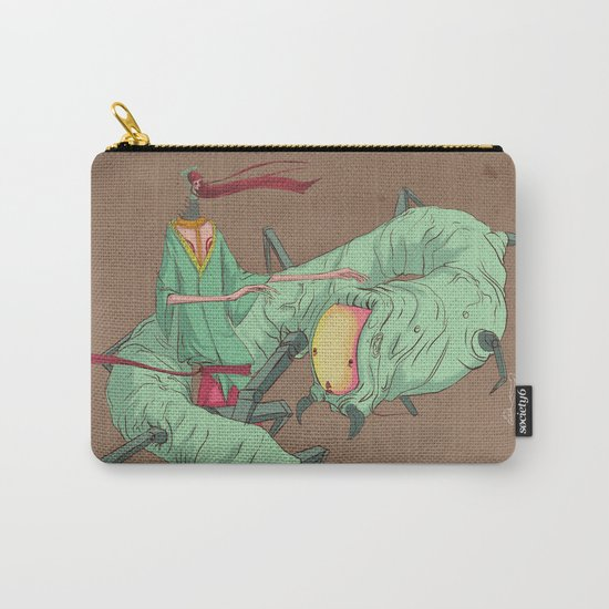 Kaguyahime - かぐやひめ(The Bamboo Princess) Carry-All Pouch