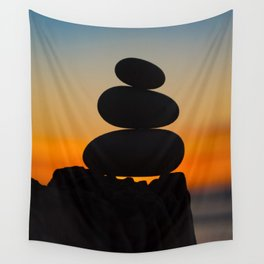 """""""Pastel Cairne"""" Wall Tapestry"""