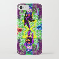 2001 iPhone & iPod Cases featuring 2001 by fo0dnippl3