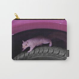 Up & down the wheel I go Carry-All Pouch