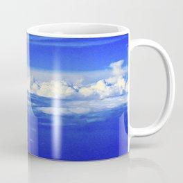 Sky Clouds Horizon Coffee Mug