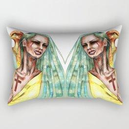 Hostage Rectangular Pillow