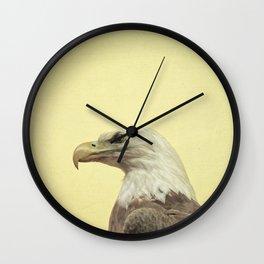 Eagle Eyed Wall Clock