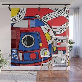 Luke Lichtenstein - Abstract Android Wall Mural