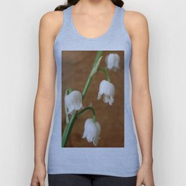 lily of the valley II Unisex Tank Top