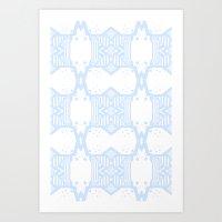 Arata Art Print