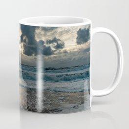 North Sea Beach Coffee Mug