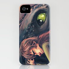 Gift of the Night Fury Slim Case iPhone (4, 4s)