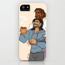 Get McCuddled Some More iPhone Case