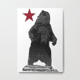 California Rising Metal Print