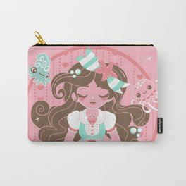 Royal Milk Sea Carry-All Pouch