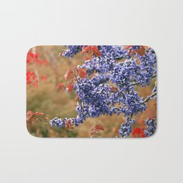 SOUND of SPRING Bath Mat
