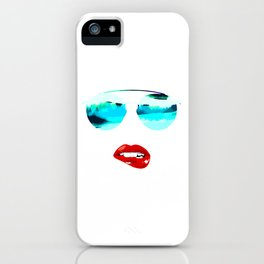 Sun Kissed iPhone Case
