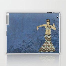 Belly dancer 4 Laptop & iPad Skin