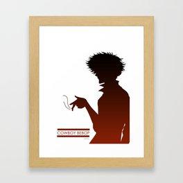 Cowboy Bebop Framed Art Print