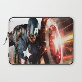 Man Of Captain In America Laptop Sleeve